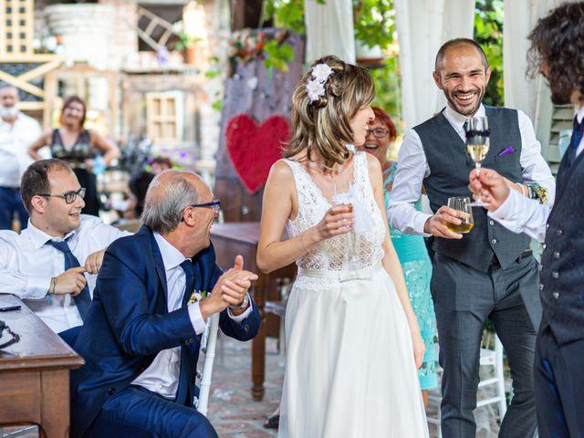 Il matrimonio di Fabrizio e Dalila a Cavour, Torino 30