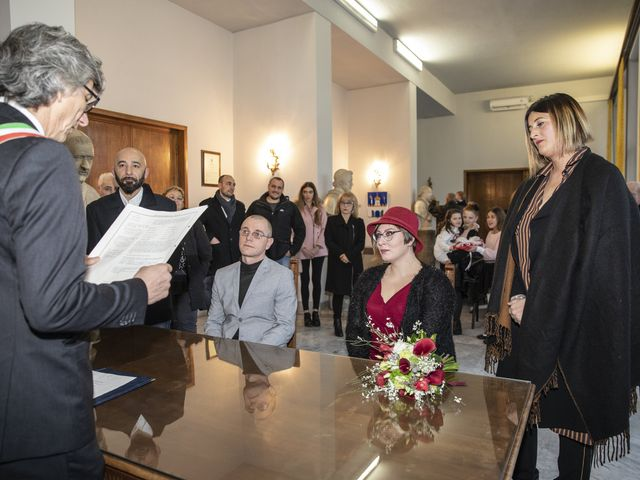 Il matrimonio di Massimo e Francesca a Terracina, Latina 8