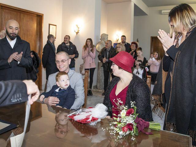 Il matrimonio di Massimo e Francesca a Terracina, Latina 15