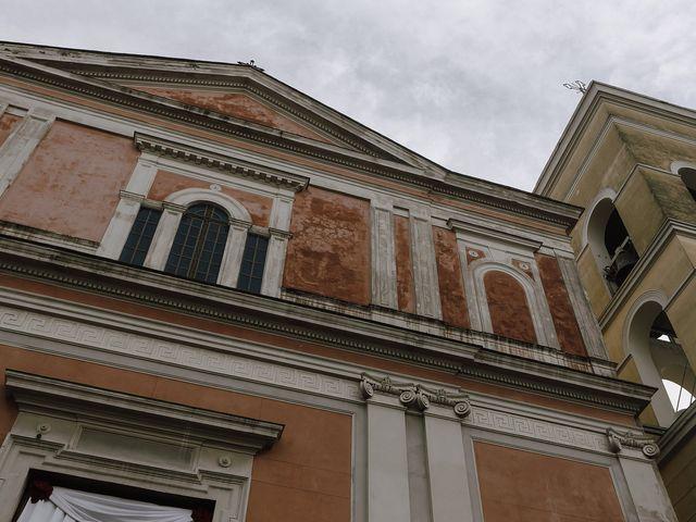 Il matrimonio di Pasquale e Enza a Orta di Atella, Caserta 33