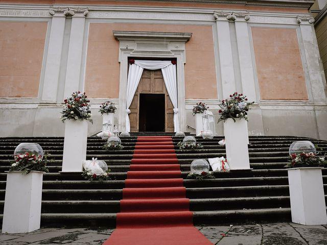 Il matrimonio di Pasquale e Enza a Orta di Atella, Caserta 34