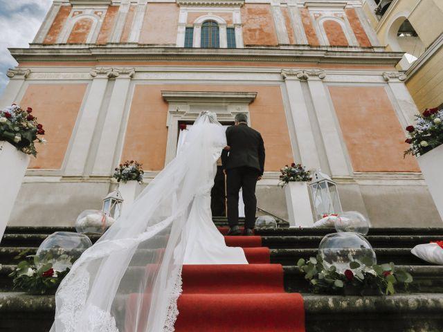 Il matrimonio di Pasquale e Enza a Orta di Atella, Caserta 38