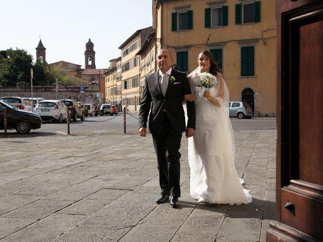 Il matrimonio di Eugenio e Anna a Pisa, Pisa 15
