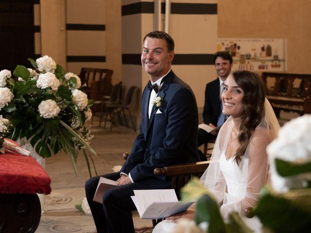 Il matrimonio di Eugenio e Anna a Pisa, Pisa 17