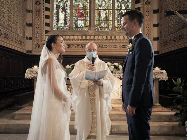 Il matrimonio di Eugenio e Anna a Pisa, Pisa 19