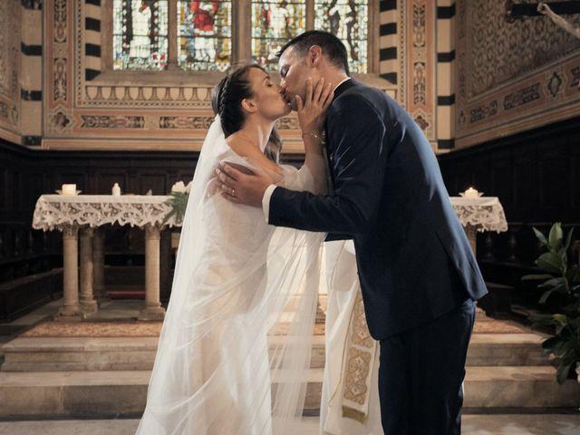 Il matrimonio di Eugenio e Anna a Pisa, Pisa 22