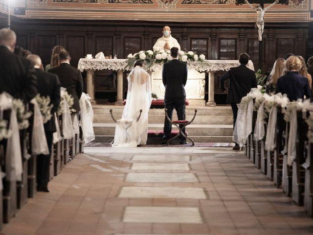 Il matrimonio di Eugenio e Anna a Pisa, Pisa 24