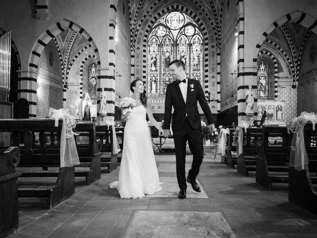 Il matrimonio di Eugenio e Anna a Pisa, Pisa 25