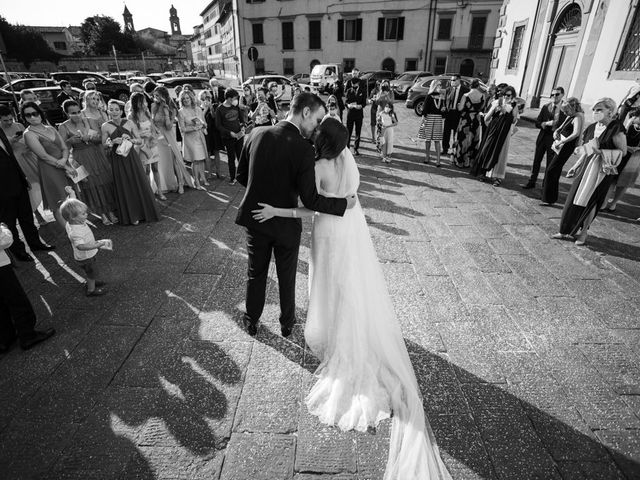 Il matrimonio di Eugenio e Anna a Pisa, Pisa 28