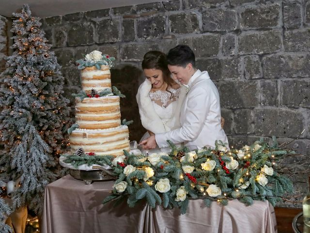 Le nozze di Sara e Lisa
