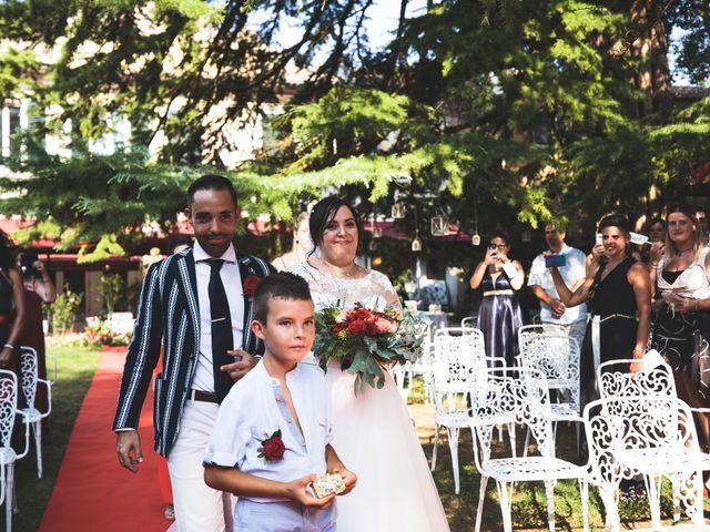 Il matrimonio di Luca e Gloria a Pasiano di Pordenone, Pordenone 20