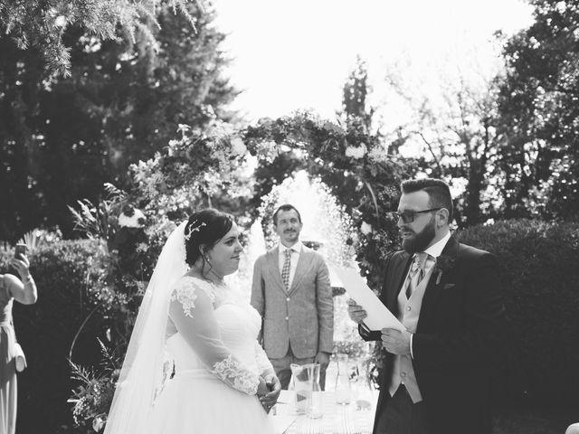 Il matrimonio di Luca e Gloria a Pasiano di Pordenone, Pordenone 22