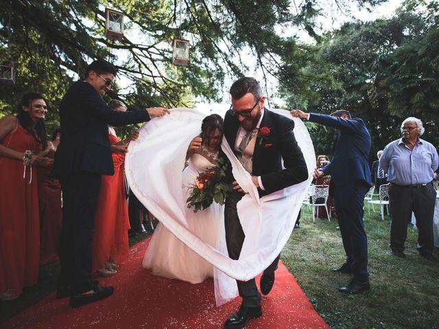 Il matrimonio di Luca e Gloria a Pasiano di Pordenone, Pordenone 25
