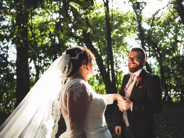 Il matrimonio di Luca e Gloria a Pasiano di Pordenone, Pordenone 28