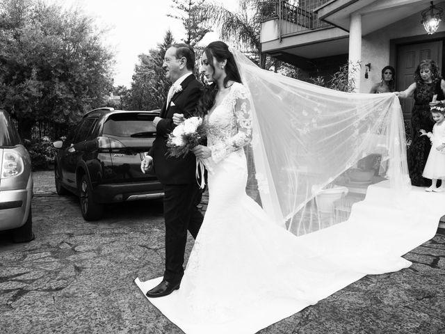 Il matrimonio di Beatrice e Carlo a Catania, Catania 17
