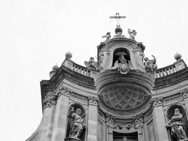 Il matrimonio di Beatrice e Carlo a Catania, Catania 18