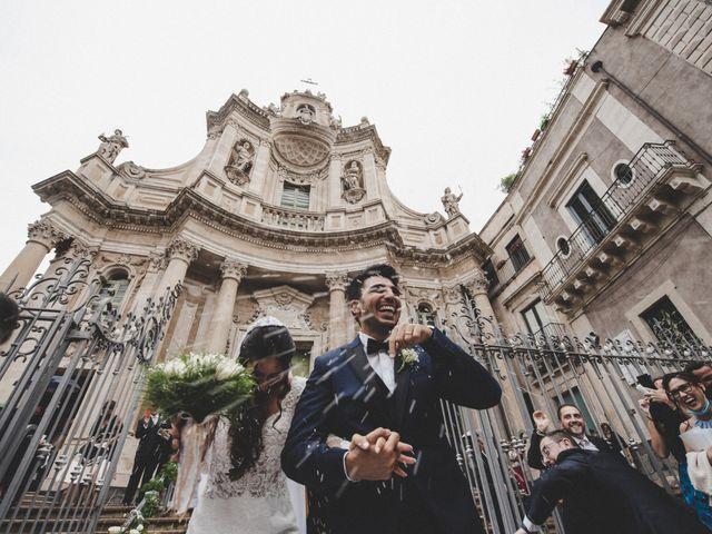 Il matrimonio di Beatrice e Carlo a Catania, Catania 31