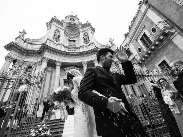 Il matrimonio di Beatrice e Carlo a Catania, Catania 32
