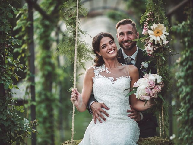 Le nozze di Delia e Nahuel