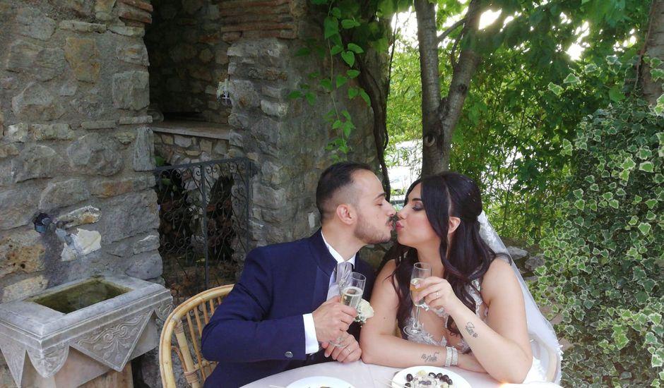 Il matrimonio di Pasquale  e Roberta a Casaprota, Rieti