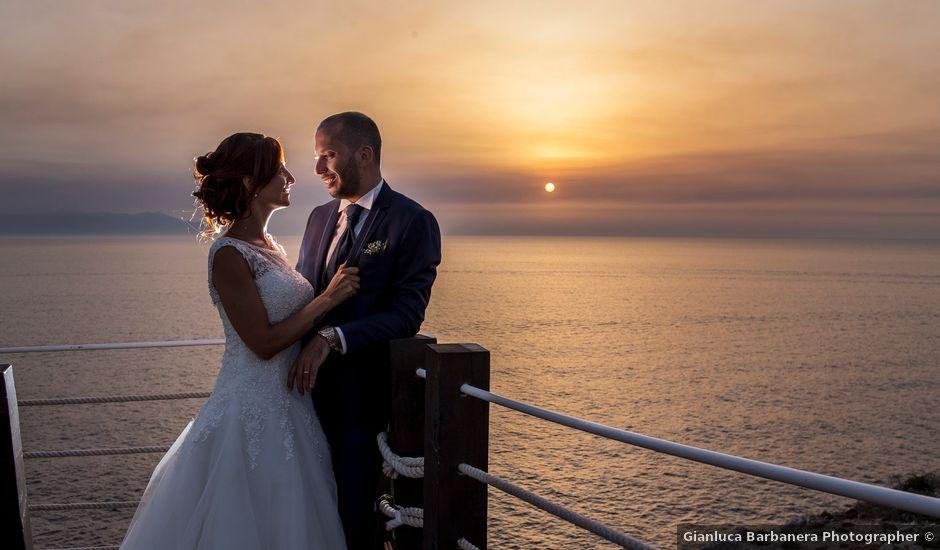 Il matrimonio di Marco e Karen a Balestrate, Palermo