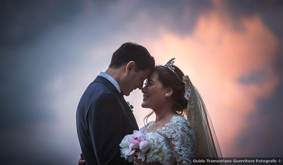 Il matrimonio di Alfredo e Carissa a Amalfi, Salerno