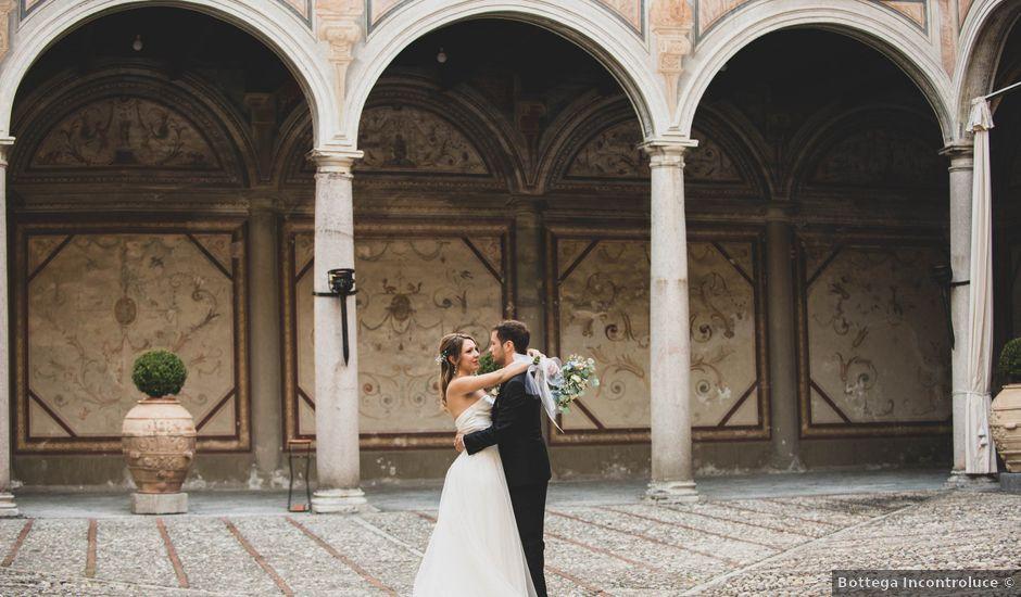 Il matrimonio di Jonathan e Lucia a Robecco sul Naviglio, Milano