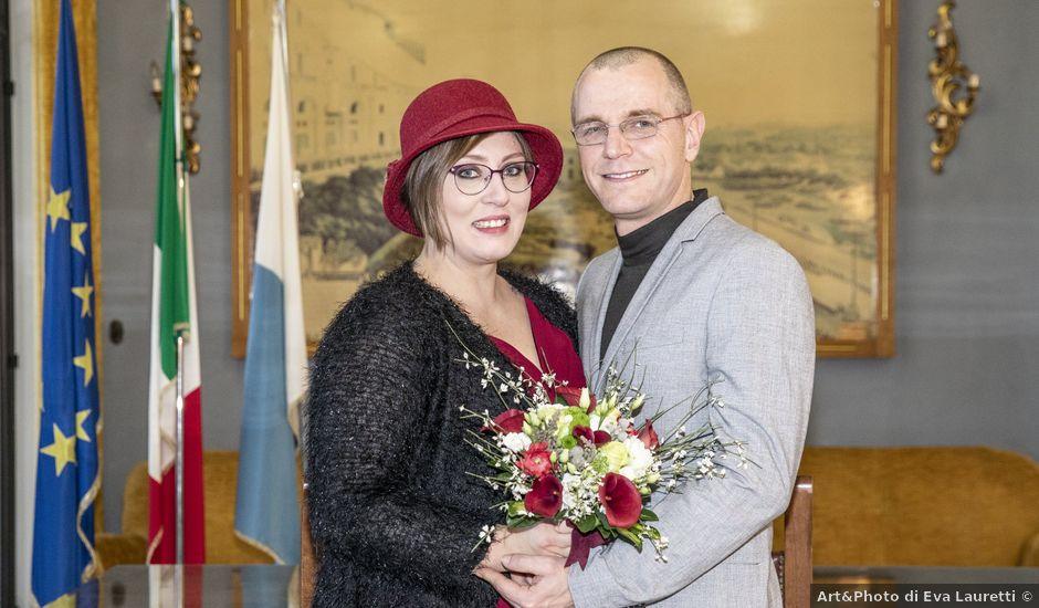 Il matrimonio di Massimo e Francesca a Terracina, Latina