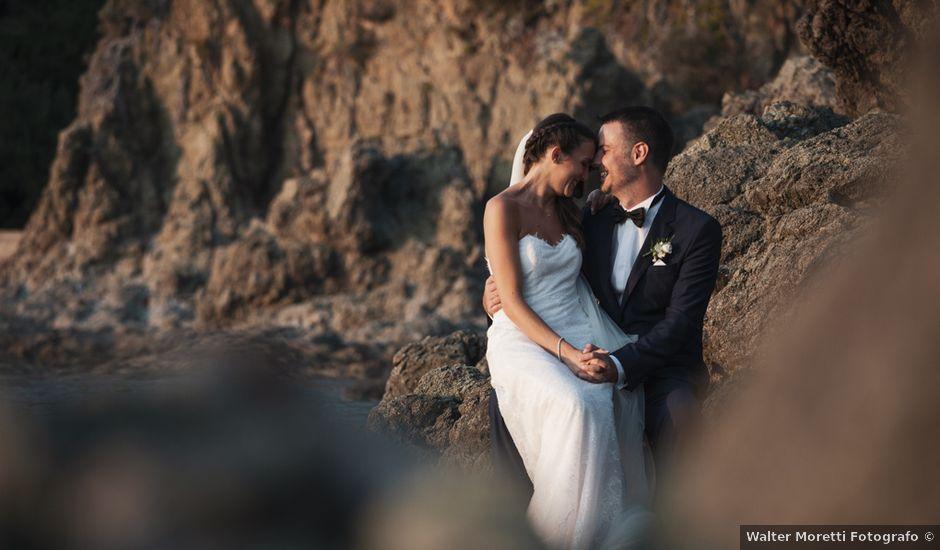 Il matrimonio di Eugenio e Anna a Pisa, Pisa