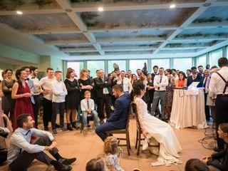 Le nozze di Carolina e Marco 1