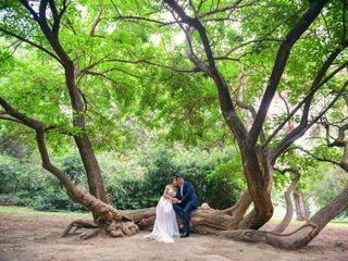 Le nozze di Giorgia e Nicola 1