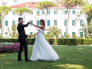 Le nozze di Andra e Enrico