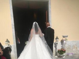 Le nozze di Samantha  e Jonatan