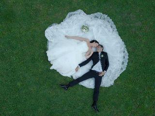 Le nozze di Samantha  e Jonatan  1
