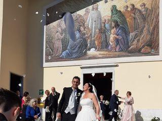 Le nozze di Samantha  e Jonatan  2