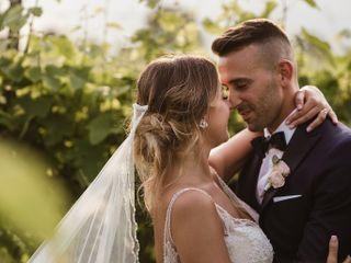 Le nozze di Erica e Marco