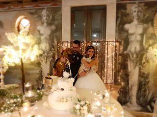 Le nozze di Noemi  e Roberto