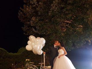 Le nozze di Damiano e Francesca 1