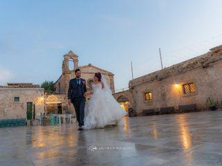Le nozze di Luisa e Corrado