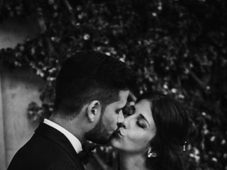 Le nozze di Melani e Federico 1