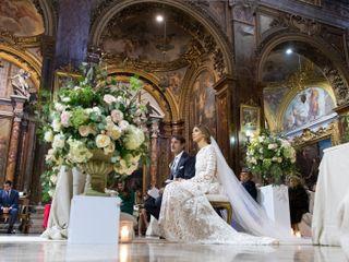 Le nozze di Cristopher e Marianna