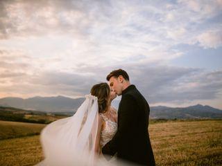 Le nozze di Lorenza e Maurizio