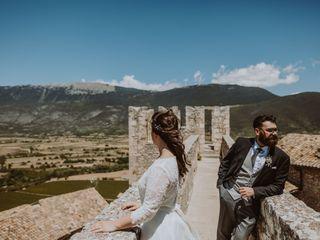 Le nozze di Roberta e Enzo