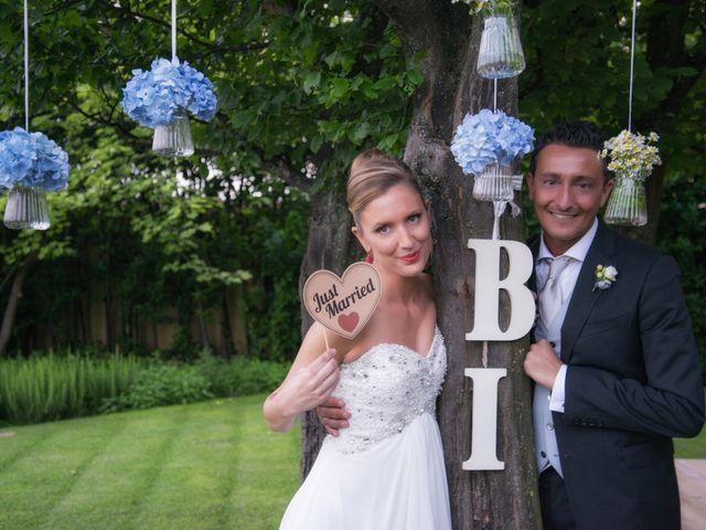 Il matrimonio di Italo e Beatrice a Ziano Piacentino, Piacenza 23