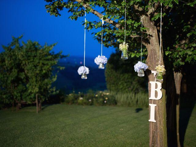 Il matrimonio di Italo e Beatrice a Ziano Piacentino, Piacenza 30