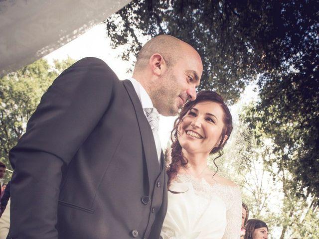 Il matrimonio di Cristiano e Federica a Carpineto Romano, Roma 3
