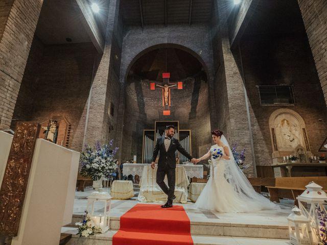 le nozze di Mariana e Salvatore