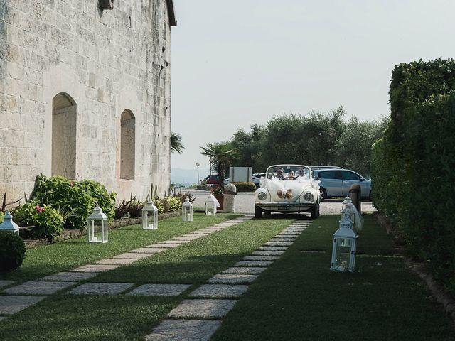 Il matrimonio di Andrea e Sara a Lazise, Verona 2