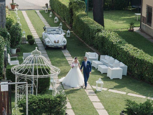 Il matrimonio di Andrea e Sara a Lazise, Verona 3