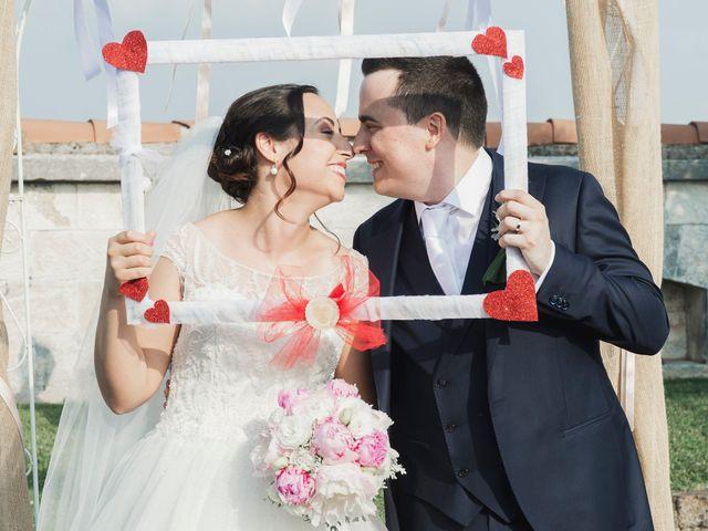 Il matrimonio di Andrea e Sara a Lazise, Verona 9